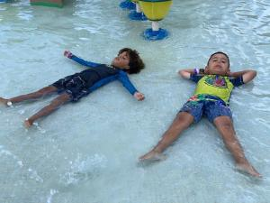 Children in Punta Cana