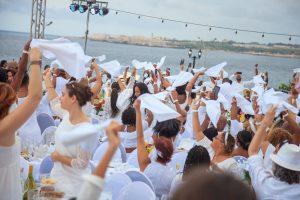 Diner en Blanc Havana Program 2