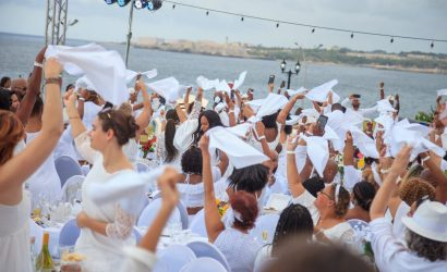 Diner en Blanc Havana Program 2
