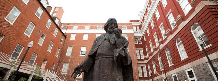 Isaac Hawkins Hall at Georgetown