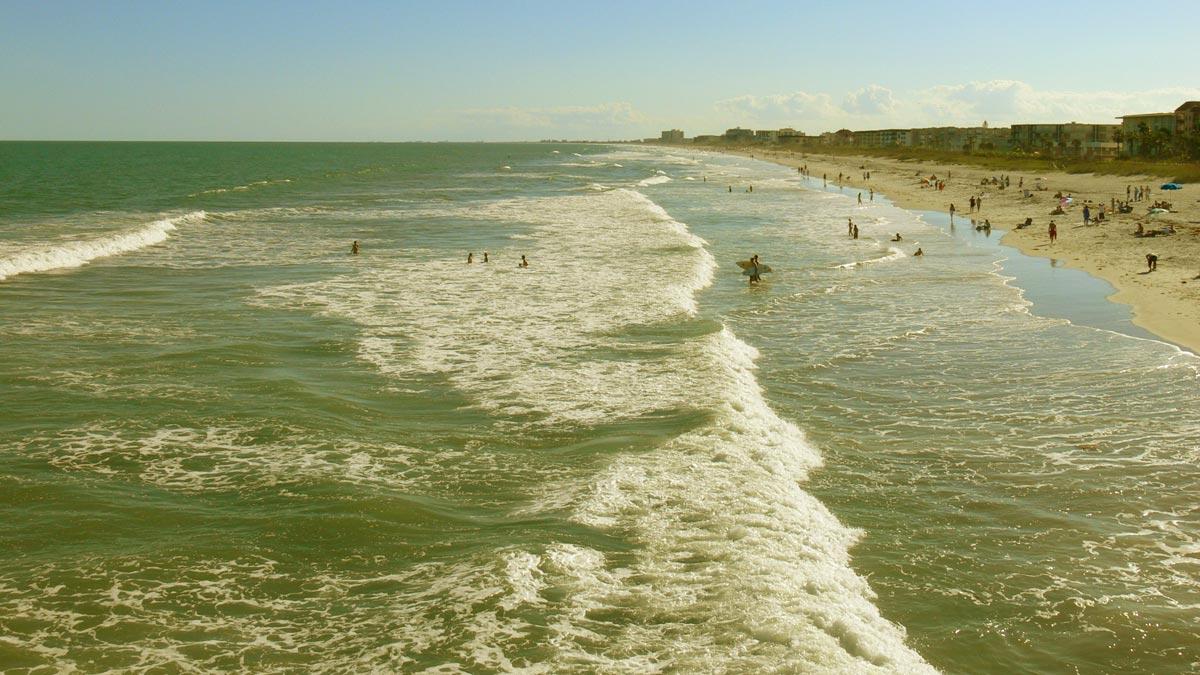 Destinations Cocoa Beach Florida Summits and Seas