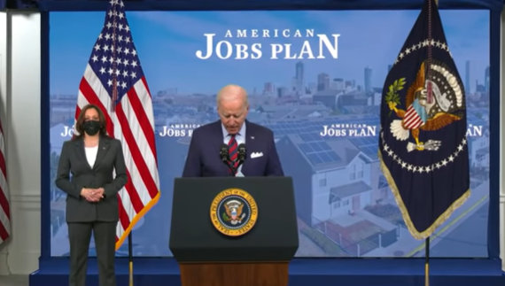 President Biden Delivers Remarks on the American Jobs Plan