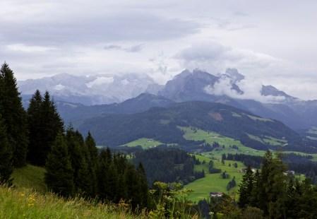 Dachstein view.