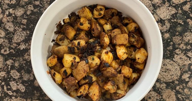 Otik's Spiced Potatoes