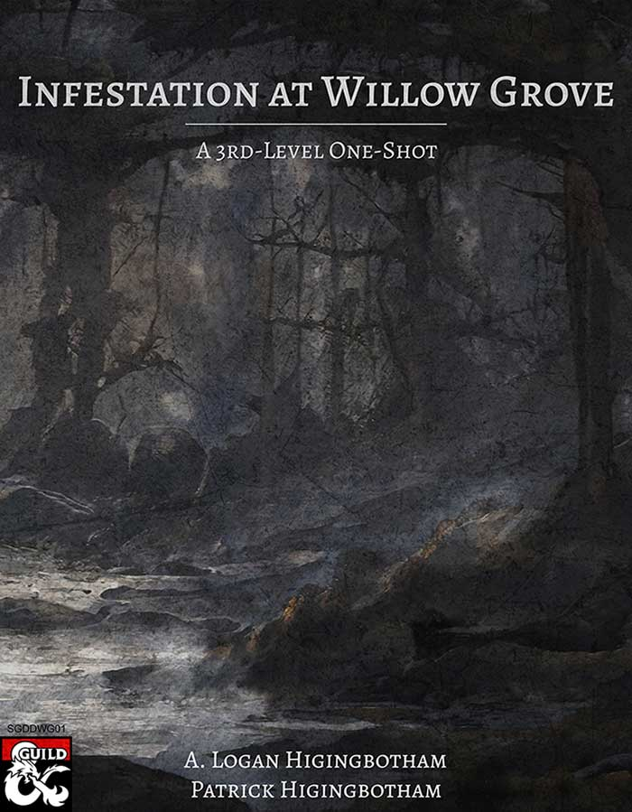 Infestation at Willow Grove cover