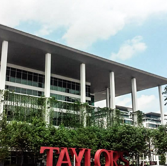 Taylor's University 6