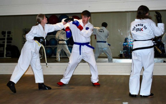 Sumners TKD Classes - 3