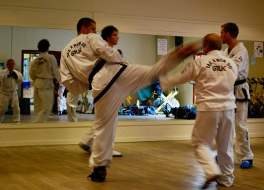 Sumners TKD Classes - 8