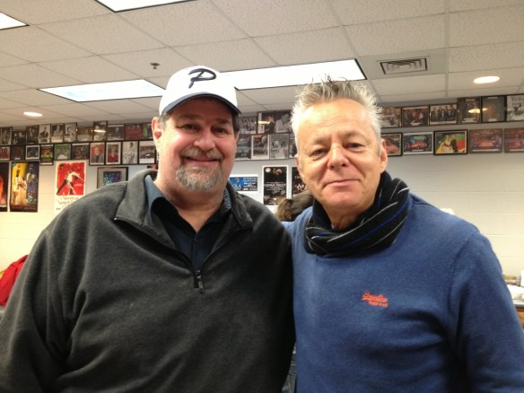 "An ""usie"" with world renown guitarist Tommy Emmanuel"