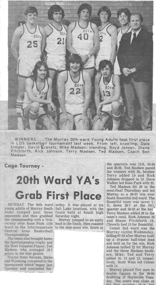 27Mar1975 Murray Eagle
