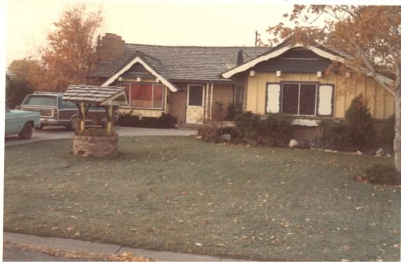 My house in Murray, UT (ca. 1974)