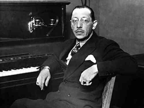 Igor Stravinsky (1881-1972)