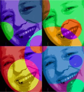 Colorful julianne