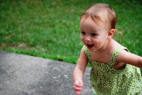 Running - July 2009