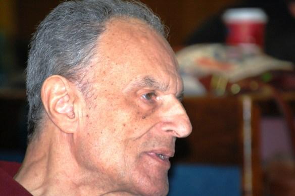 Joe Kravetz 2012