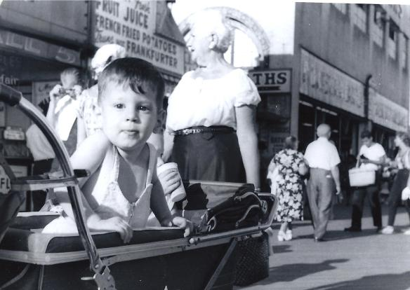 Another shot from New York in 1957