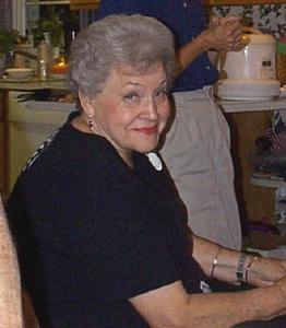 Arlene in early 2000s