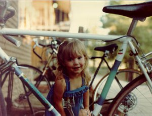 Amaree in Flagstaff ca. 1983
