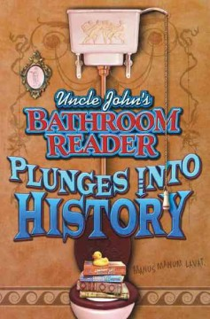 One of many Uncle John's Bathroom Reader titles