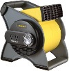 STANLEY High Velocity Blower Fan - Features Pivoting Blower and Built-in Outlets