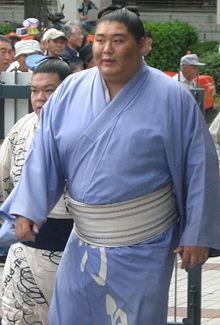 Sekiwake Tamanoshima