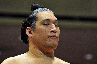 Homasho sigue invicto en Juryo y está a punto de hacerse con el título (Foto: Martina Lunau)