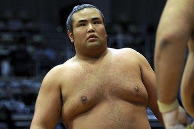 Wakanoshima vuelve a Juryo tras pasar casi un año en Makushita (Foto: Martina Lunau)