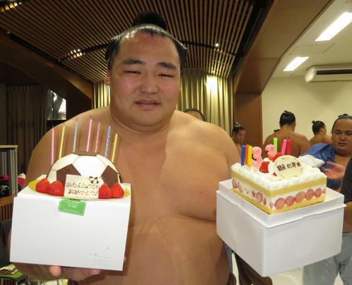 Cumpleaños de Kakuryu