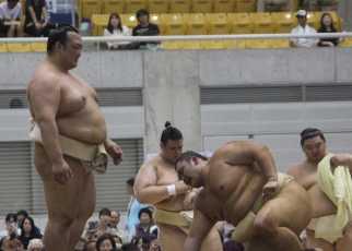 Kisenosato Jungyo