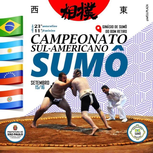 Cartel Panamericano Sumo