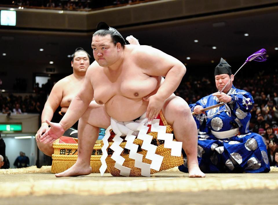Hatsu 2019, día 3 - Kisenosato al borde de la retirada