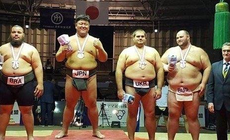 Mundial sumo