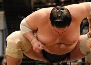 Terunofuji Aki 2020