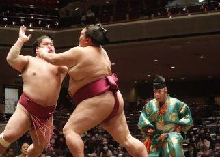 Daieisho vs Mitakeumi