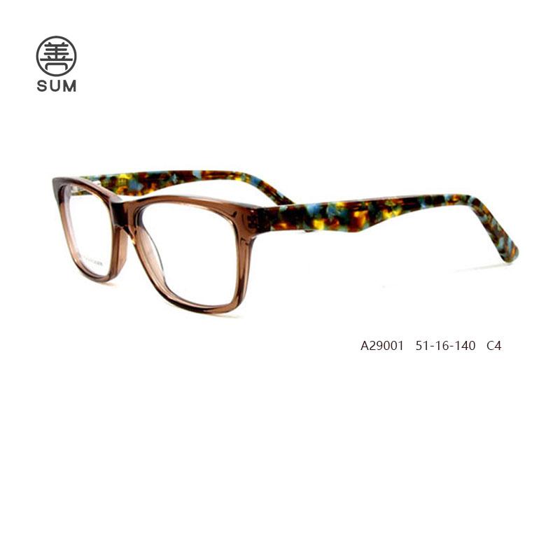 Acetate Eyeglasses For Women A29001 C4