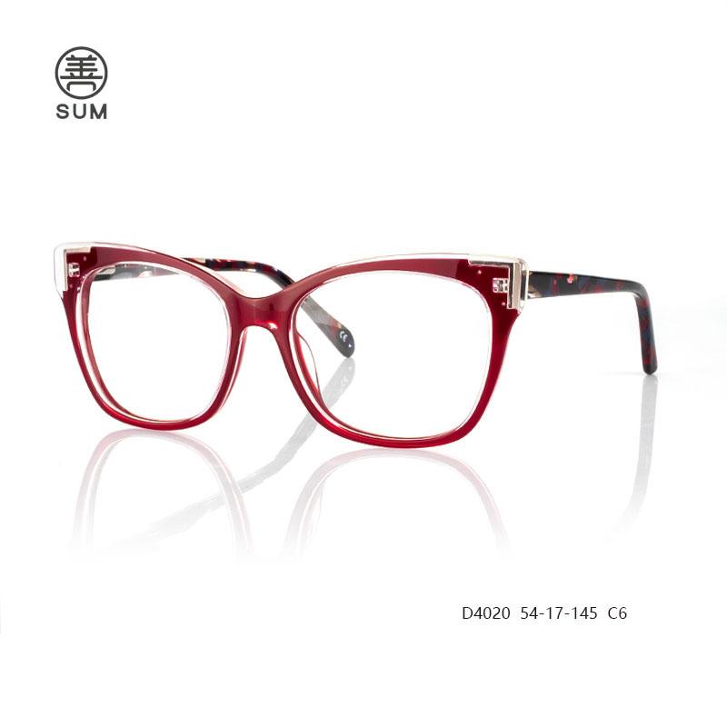 Acetate Eyewear D4020 C6