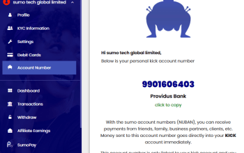 sumotrust bank account number