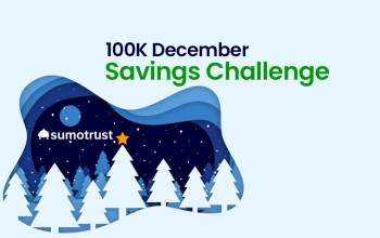 sumotrust december savings challenge