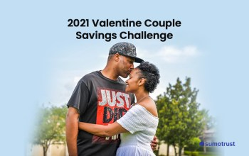 sumotrust valentine savings challenge