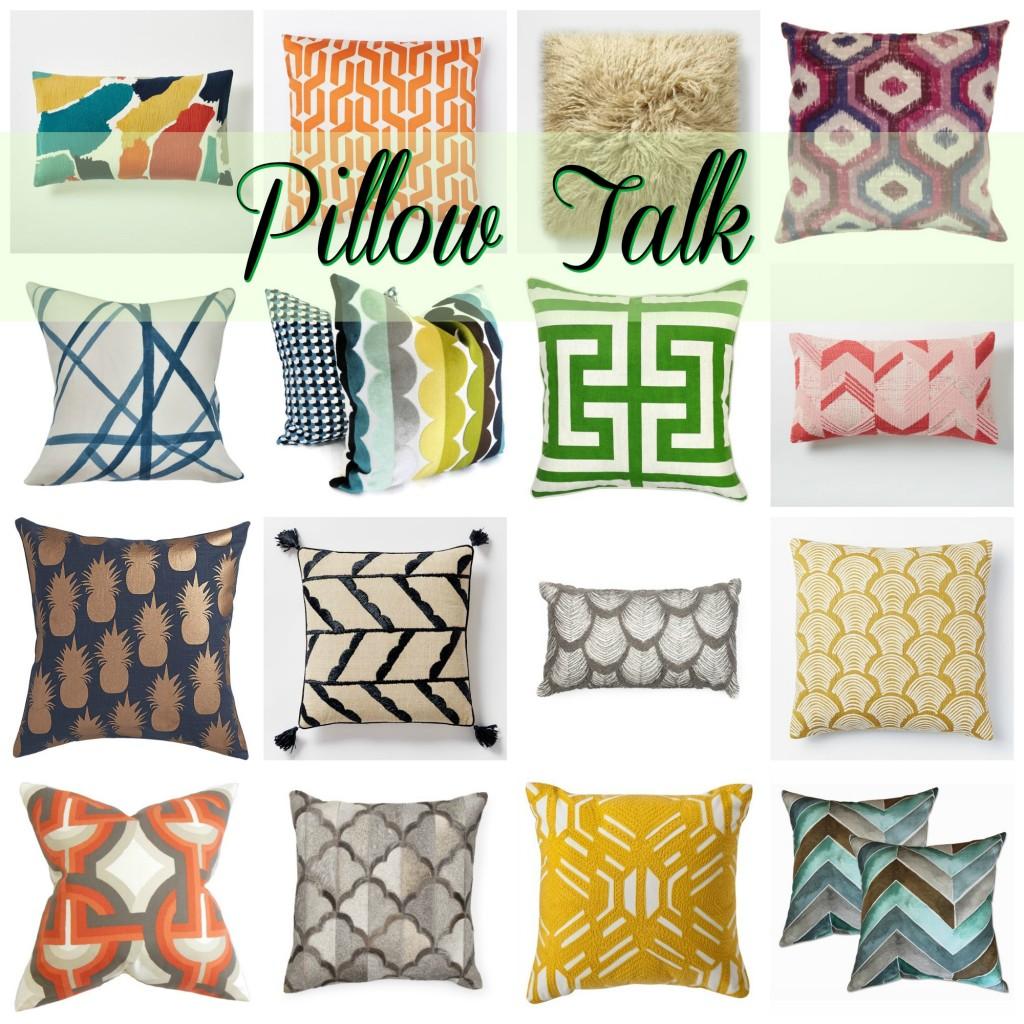 pillow talk having fun with throw