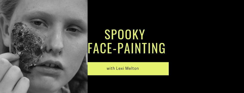 Spooky Face-Painting (1)
