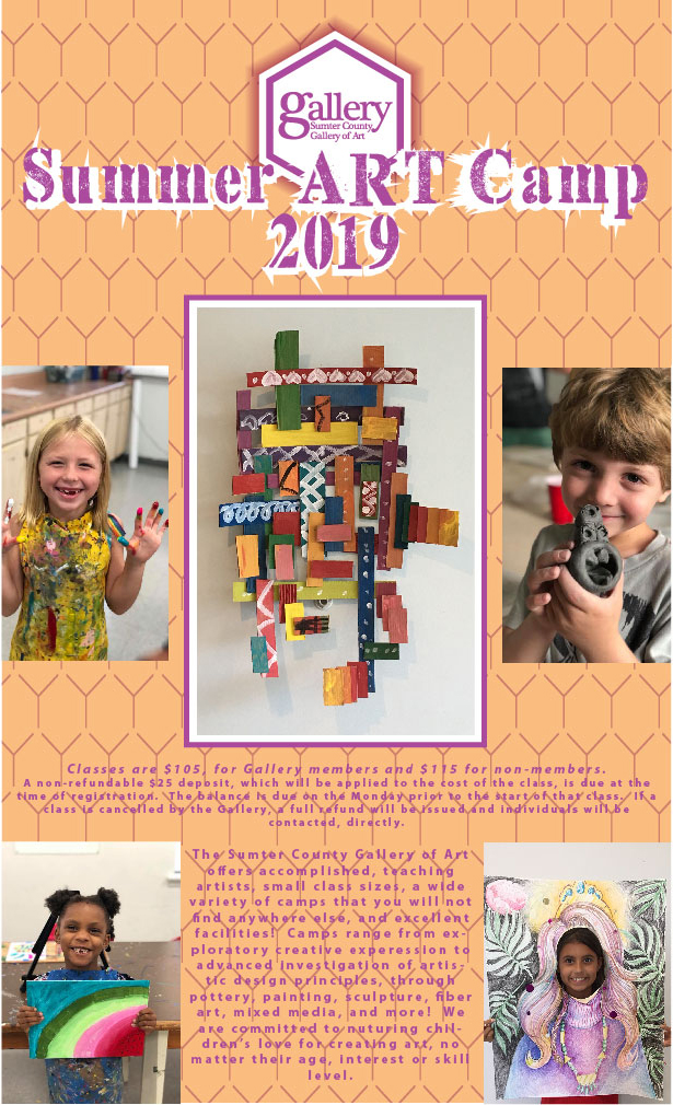 Summer Camp 2018 Brochure