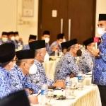 Kukuhkan Pengurus KORPRI PAW 2019-2024, Gubsu Ingatkan Bekerja Dengan Jujur