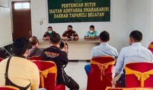 Press Release Dugaan Korupsi, Kejari Tapsel Amankan ADD