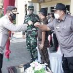 Polres Asahan Launching PRM