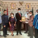 Ketua DPRD Dukung Tim Pesparawi Kota Medan Festival di Kota Siantar