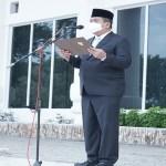 Wakil Bupati Asahan Pimpin Upacara Hari Kesaktian Pancasila 2021