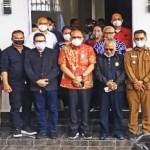 Wakil Bupati Karo Sambut Kunjungan Komisi III DPR RI