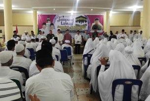 Pemko Tebingtinggi Tepung Tawari 187 Calon Haji