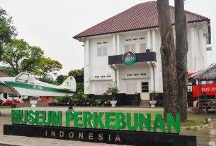SOP BERBEDA: useum Perkebunan Indonesia di Kota Medan, berada di bawah Disbudpar Sumut. SOP objek wisata di Sumut berbeda-beda di tengah pandemi Covid-19.